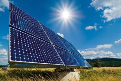 پرداخت50درصد هزینه ساخت نیروگاه خورشیدی