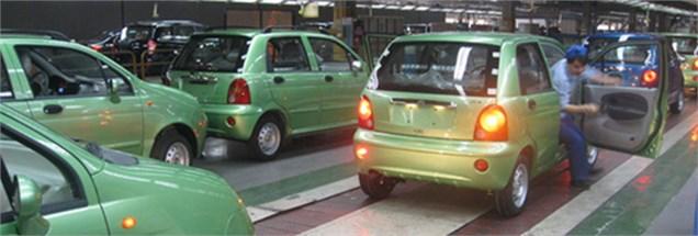 توقف تولید برخی خودروها ادامه یافت
