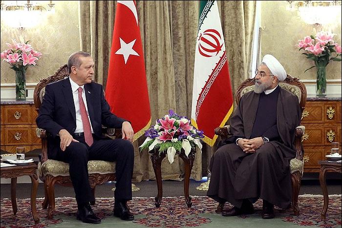 ایران ترکیه؛۸سند همکاری؛یک بیانیه مشترک