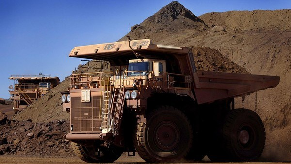 ادامه روند افزایشی تولید سنگ آهن در جهان