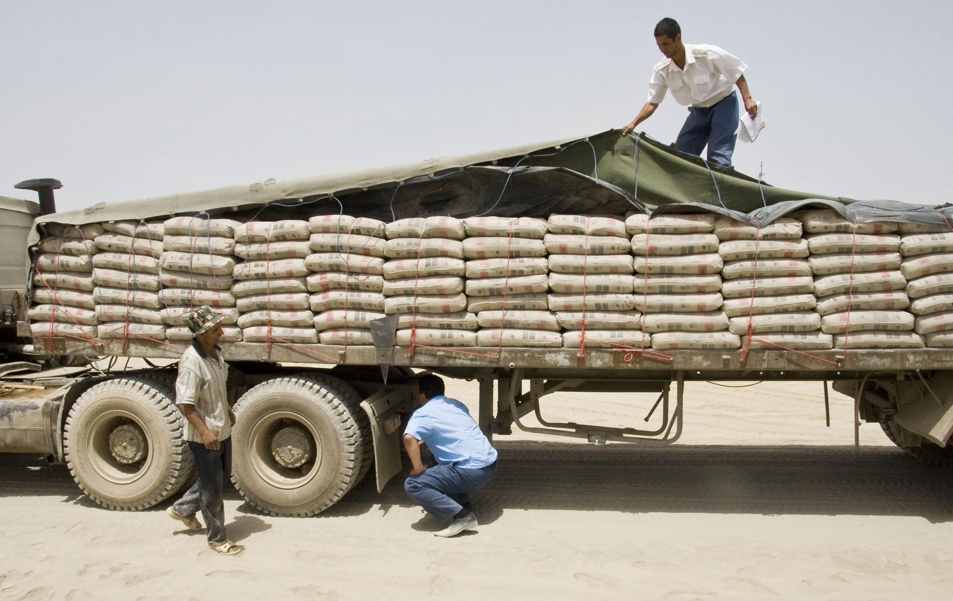 افزایش ۴.۸ درصدی تولید سیمان در ۵ ماه امسال