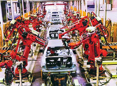 کیفیت خودروهای ایرانی، یک سوم جهانی!