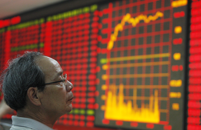 بازار بورس چین گرفتار در حباب