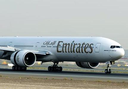 نخستین پرواز دبی-مشهد با همکاری امارات