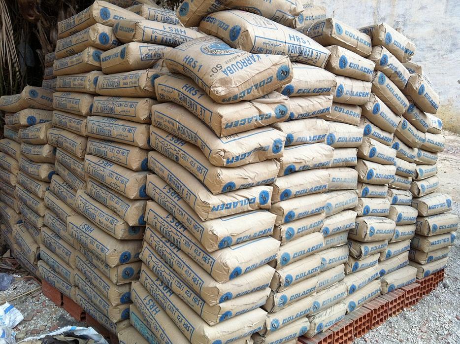 صادرات ۴۰۰ هزار تنی سیمان هرمزگان
