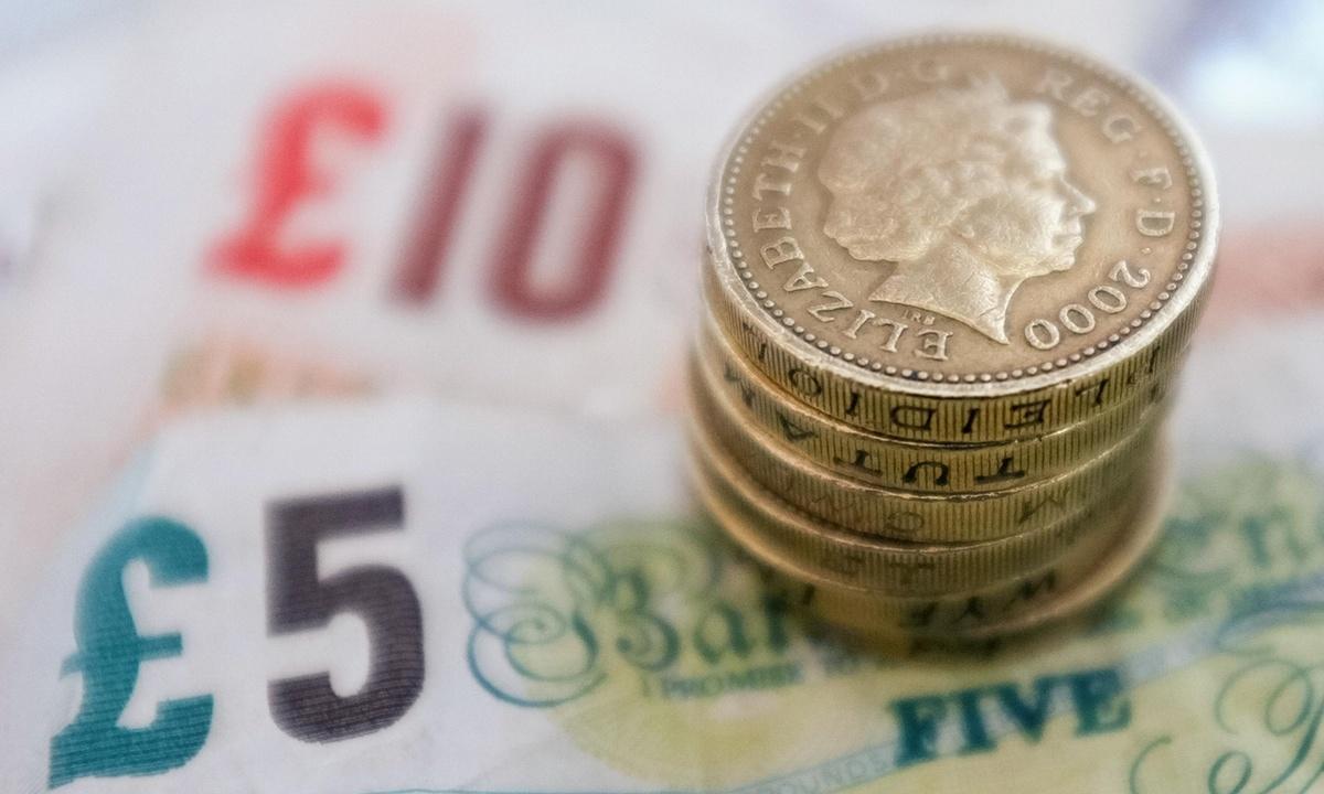 ترمز رشد تولید ناخالص داخلی بریتانیا کشیده شد