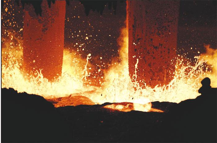جزئیات جلسه شرکتهای بزرگ فولادی برای تأمین سنگ آهن