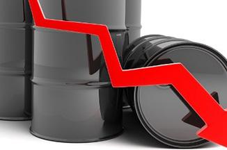 قیمت نفت به شدت افت کرد