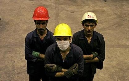 مقایسه حداقل درآمد کارگر خارجی با ایرانی