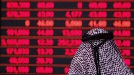 سقوط بازار سهام کشورهای عربی در پی کاهش قیمت نفت