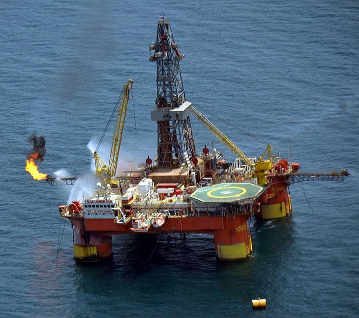 افزایش بهای نفت در معاملات روز دوشنبه بازارهای جهانی