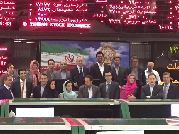 ۳۵ کشور دنیا وارد بورس تهران خواهند شد