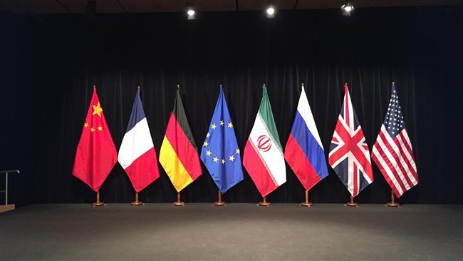 کری با بانکداران اروپایی در مورد روابط تجاری با ایران دیدار کرد