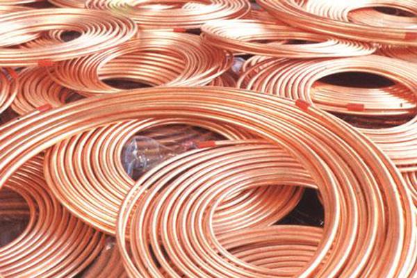 آینده قیمت فلز مس