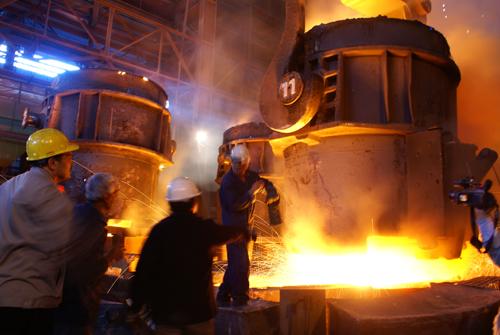 پاییز طلایی ذوبآهن اصفهان با ثبت رکورد تولید ماهانه چدن