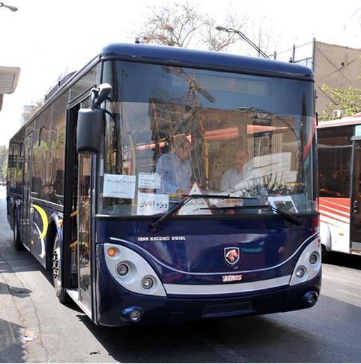 ۱۹هزار دستگاه اتوبوس در کشور تولید می شود
