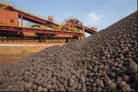 ایران در چین خط تولید گندله سنگ آهن راه اندازی می نماید